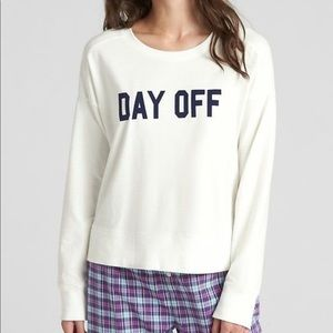 "Gap ""Day Off"" sweater"